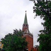 Башни Кремля :: Tata Wolf