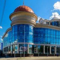 Концертный зал :: Сергей Черепанов