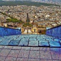 лестница в Париж :: Александр Корчемный