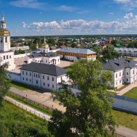 Абалакский Знаменский монастырь :: Олег Петрушов