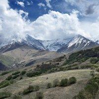 Горы Кавказа :: Мария Климова