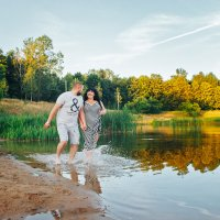 Виктория и Андрей :: Viktoria Lashuk