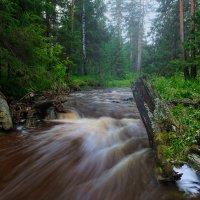 Бурный поток :: vladimir Bormotov