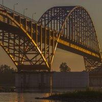 Золотой мост :: Сергей Щербинин