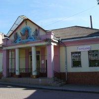 "Баня  ""Нептун""   в    Ивано - Франковске :: Андрей  Васильевич Коляскин"