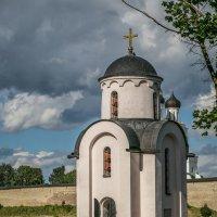 Ольгинская церковь. :: Виктор Грузнов