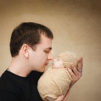 """Папа и малыш :: Екатерина Шайхутдинова """"ФОТОРИЯ"""""""