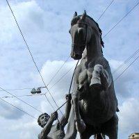 Укрощение коня :: Odissey