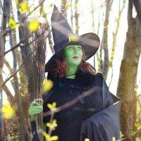 Зелена :: Надежда Ясная