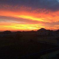 восход солнца :: Олеся Сологова