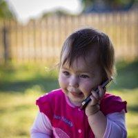 Мам,привет! :: Андрей Леднев