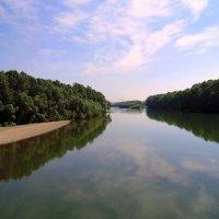 Река Ульба . :: Мила Бовкун