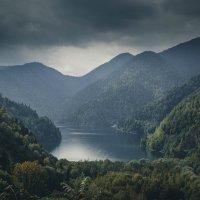 Озеро Рица в Абхазии. :: Олег Попов