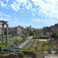 Рим, один из старейших городов мира. :: Михаил Столяров