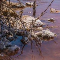 Соль озера выпаривания :: Владимир Орлов