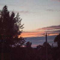на закате :: Ольга (Кошкотень) Медведева