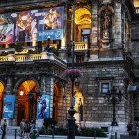 Оперный театр. Будапешт. :: Alla S.