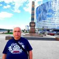 Памятник пограничникам. :: Александр Владимирович Никитенко