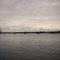 Троицкий мост,вид с Комендантской пристани :: Юрий Плеханов