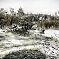 Начало весны (г. Уржум Кировской области) :: Василий Ахатов