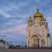 Храм :: Маргарита Байцаева