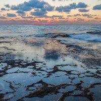 закат на море :: Валерий Цингауз
