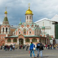 Москва :: Олег Савин