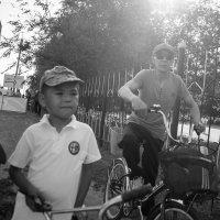 велопробег :: Dmitriy Predybailo