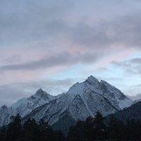 Хмурый закат ... :: Андрей Любимов