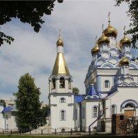 Храм в честь иконы  Похвала Пресвятой Богородицы :: Александр Алексеев