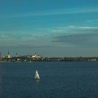 Мой любимый город. :: Anna Klaos