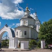 Церковь Покрова Пресвятой Богородицы. :: Владимир Безбородов