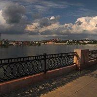 Тёплый летний вечер... :: Александр Попов