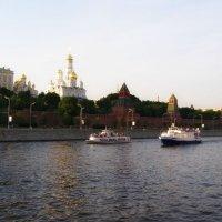 Пара корабликов :: Анна Воробьева