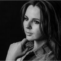 Женский портрет :: Борис Борисенко