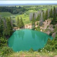 Чудесное озеро :: Natalia Alekseeva