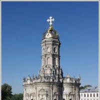 Дубровицы. Церковь Иконы Божией Матери Знамение. :: Николай Панов