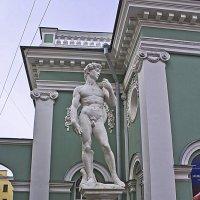 Приключение Давида в России. :: Senior Веселков Петр