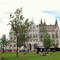 летом в Будапеште :: Ольга