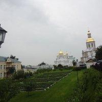 СЕРАФИМО-ДИВЕЕВСКИЙ ЖЕНСКИЙ МОНАСТЫРЬ :: Ирина Богословская
