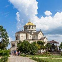 Владимирский собор в Херсонесе Таврическом :: Дмитрий Сиялов