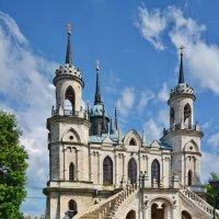 Владимирская церковь в Быково :: Леонид Иванчук