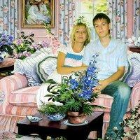 Семейный портрет в интерьере :: Aleks Ben Israel