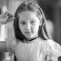 Портрет девочки :: игорь козельцев