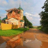 Николо-Стопенский мужской монастырь :: Павлова Татьяна Павлова