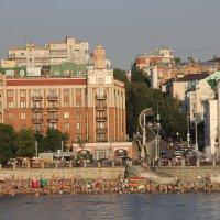 Уменьшение размеров пляжей :: Александр Алексеев