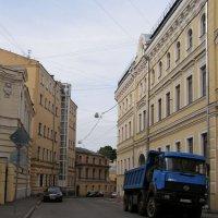 Нижний Кисловский переулок :: Анна Воробьева