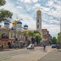 На Преображенской воскресным утром. :: Вахтанг Хантадзе