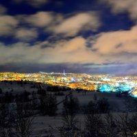 Зимний пейзаж :: Роман Кудрин