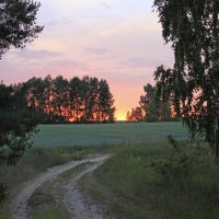 закат :: оксана